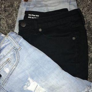Pants - Shorts set !!